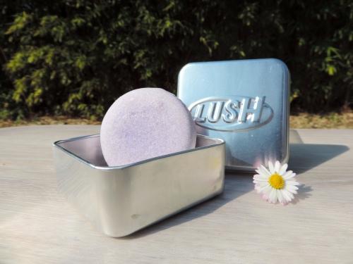 Lush shampoing liquide