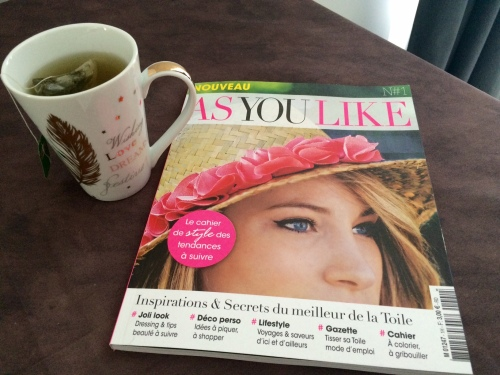 As You Like Magasine
