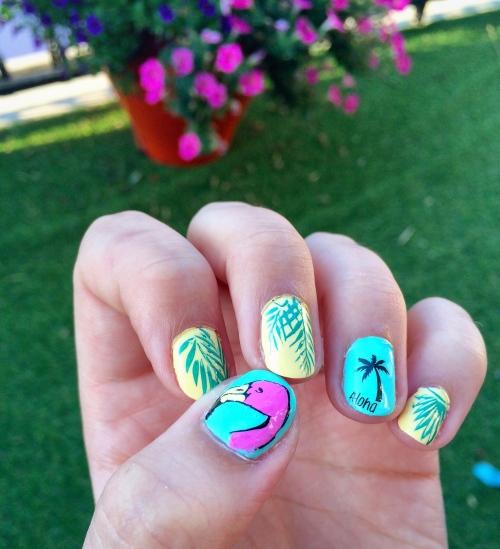 Nail art estival 1