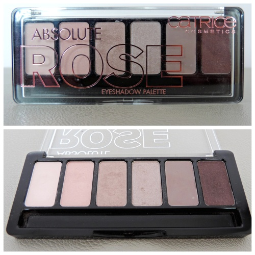 PALETTE ABSOLUTE ROSE -CATRICE